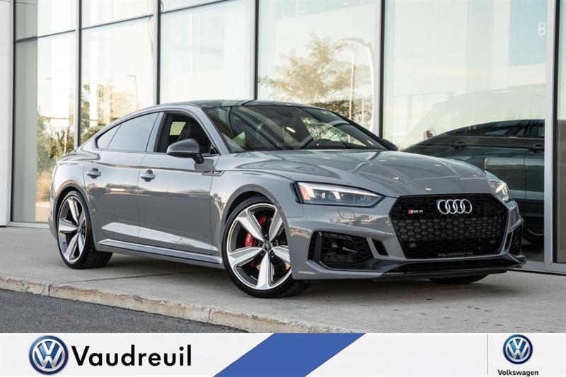 Audi RS5 2019 * CARBON OPTICS * SPORT PACKAG