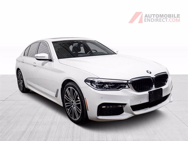 BMW Série 5 2017 530i xDrive MSport Cuir Toit G