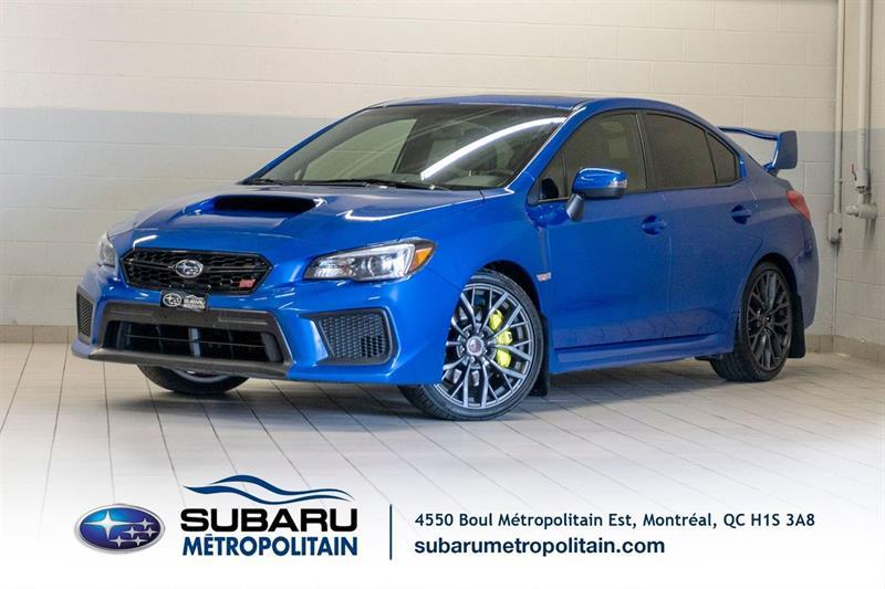 2019 Subaru STi