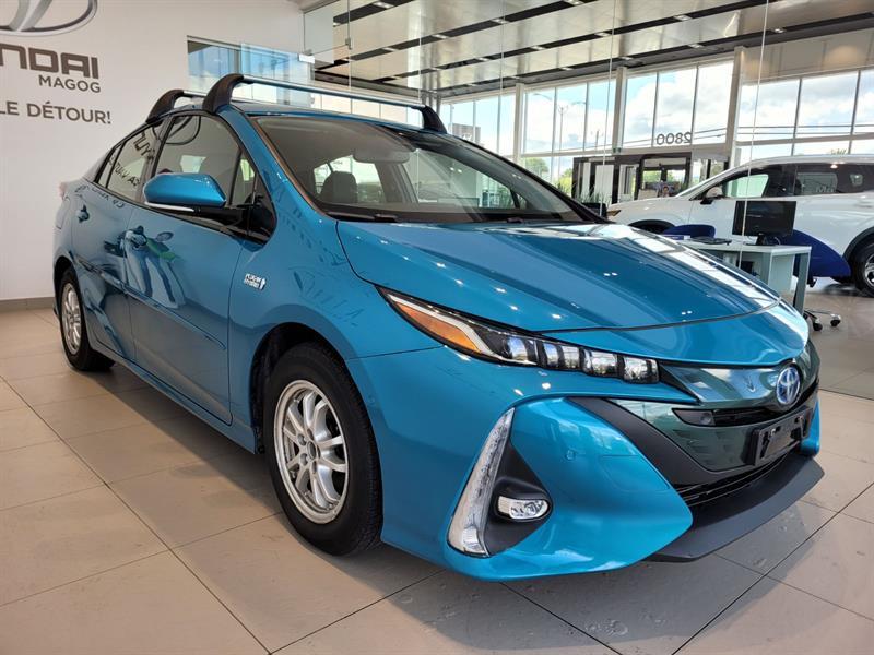 toyota Prius Prime 2018 - 1