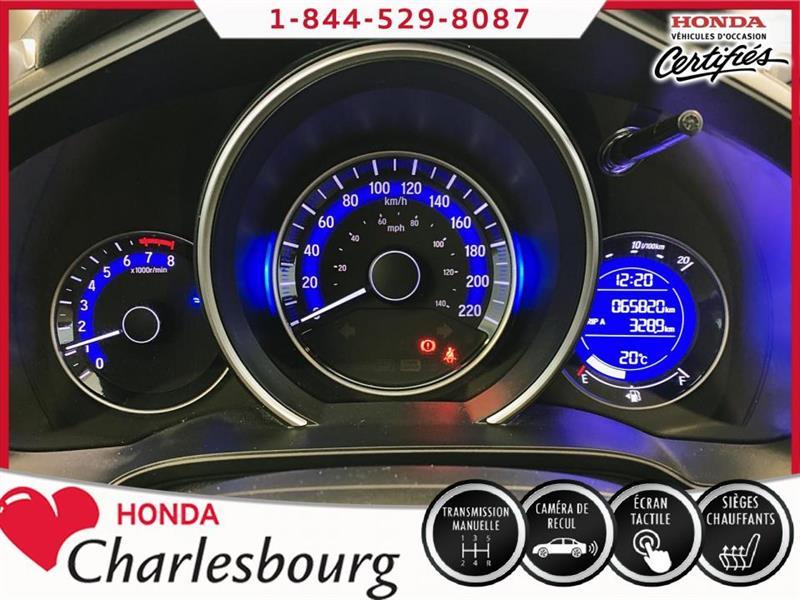 Honda Fit 18