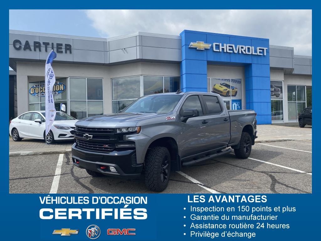 Chevrolet Silverado 1500 1