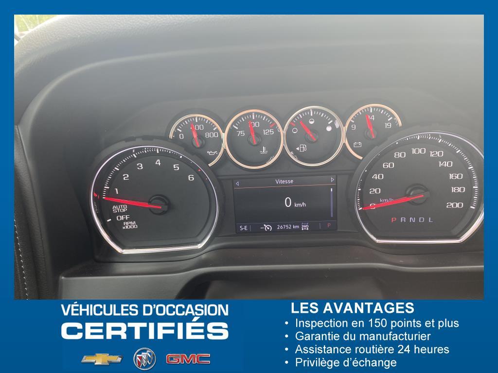 Chevrolet Silverado 1500 18