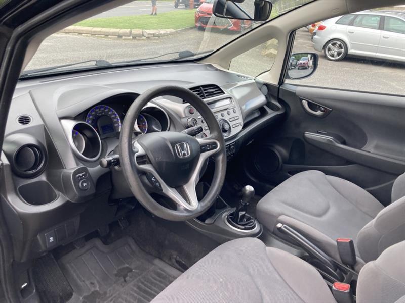 Honda Fit 16