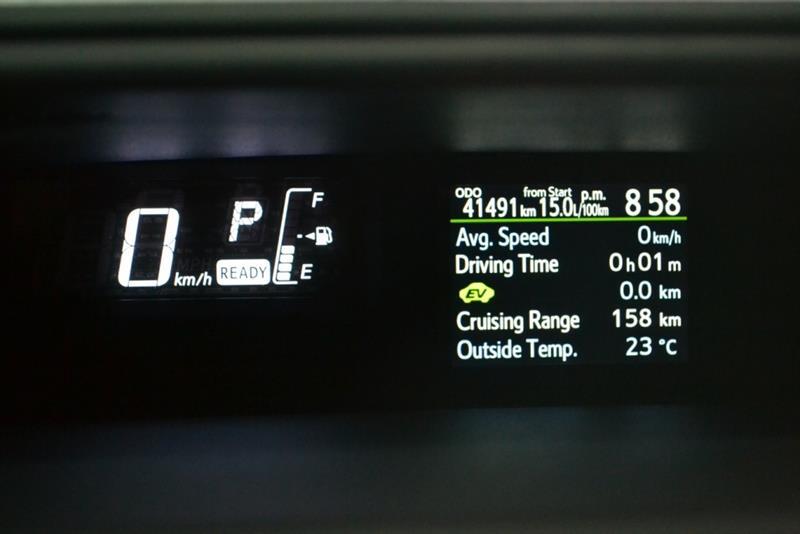 toyota Prius c 2016 - 21