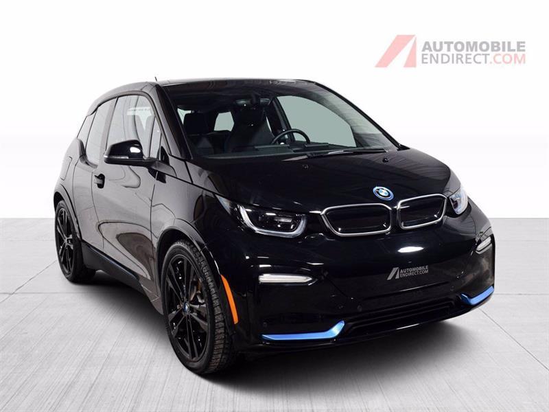 BMW i3 2018 Deka World  S Électrique GPS S
