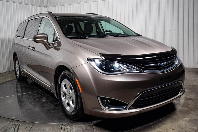 2018 Chrysler Pacifica Touring L Hybride Cuir A/C Mag