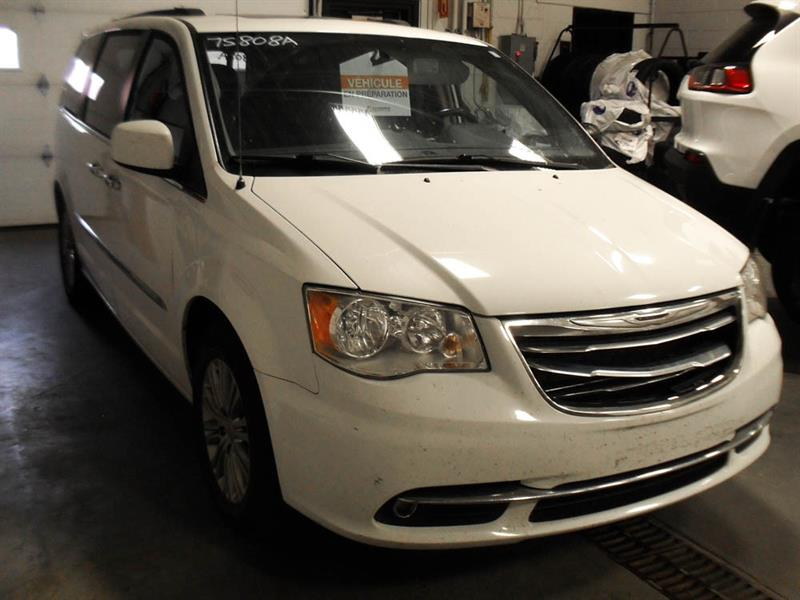 Chrysler Town & Country 2016 TOURING STOW N GO CUIR TOIT MA