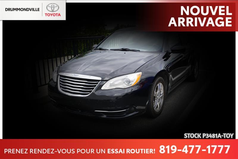 Chrysler 200 2012 4dr Sdn LX