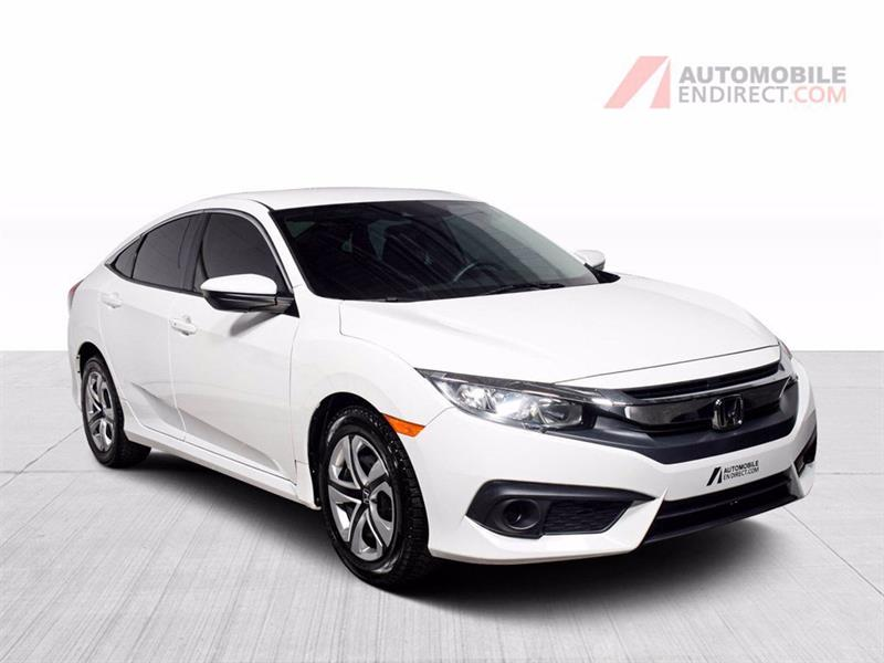 Honda Civic 2018 SE A/C Sièges Chauffants Camér