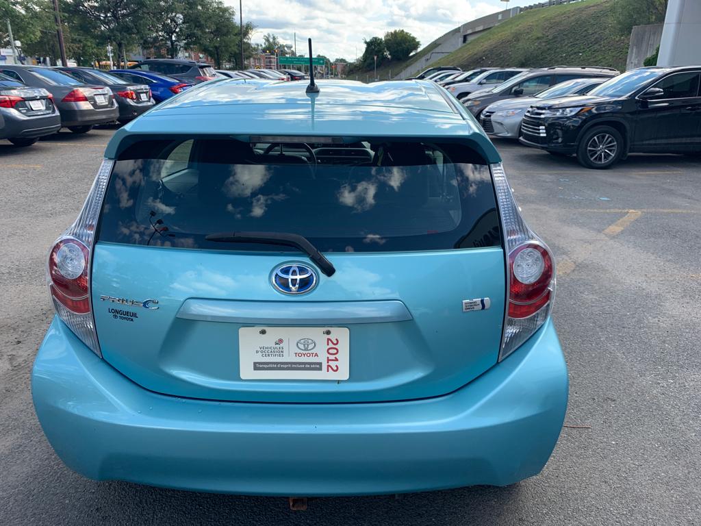 toyota Prius 2012 - 4