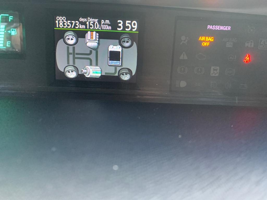 toyota Prius 2012 - 5