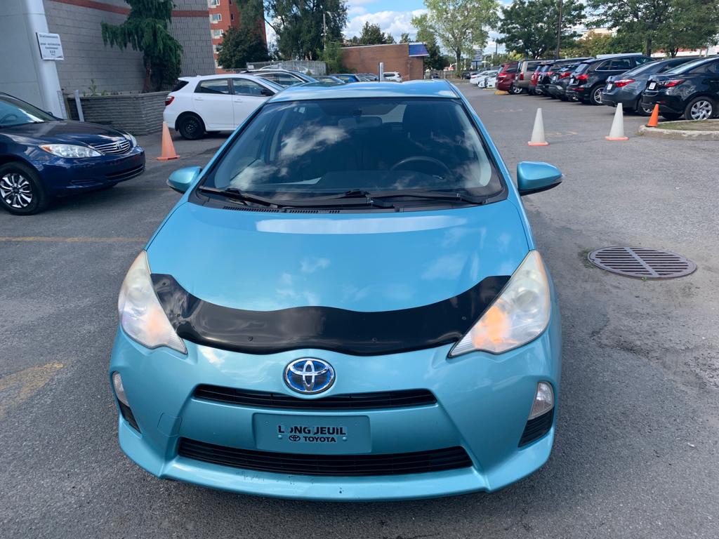 toyota Prius 2012 - 7