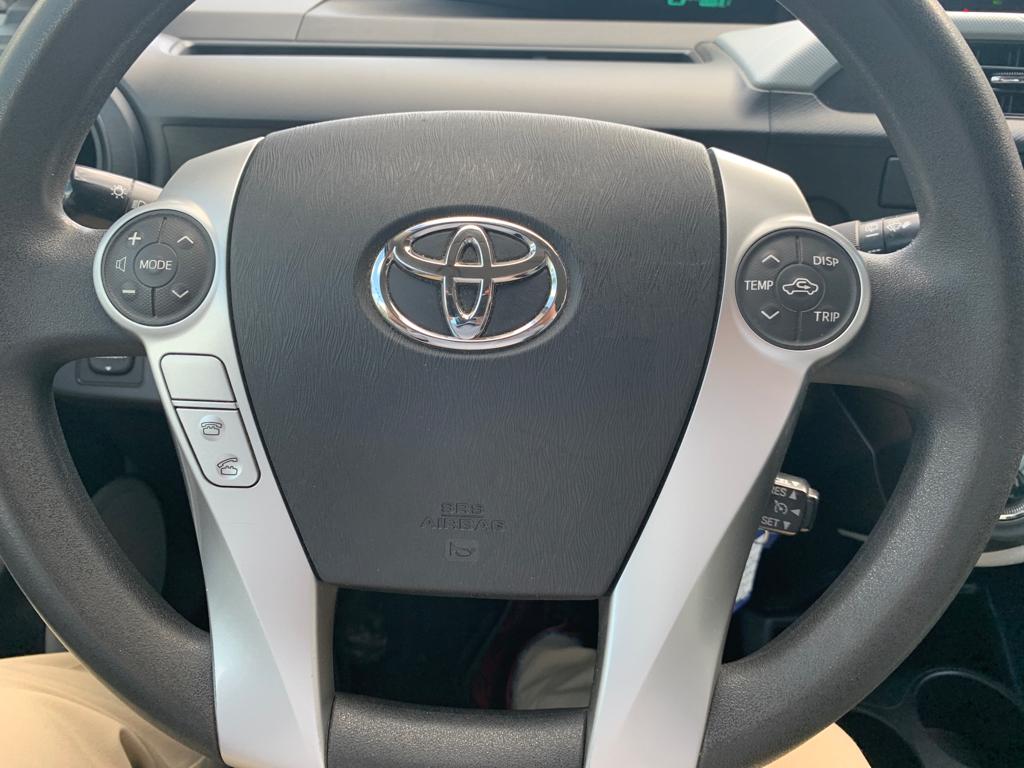 toyota Prius 2012 - 8