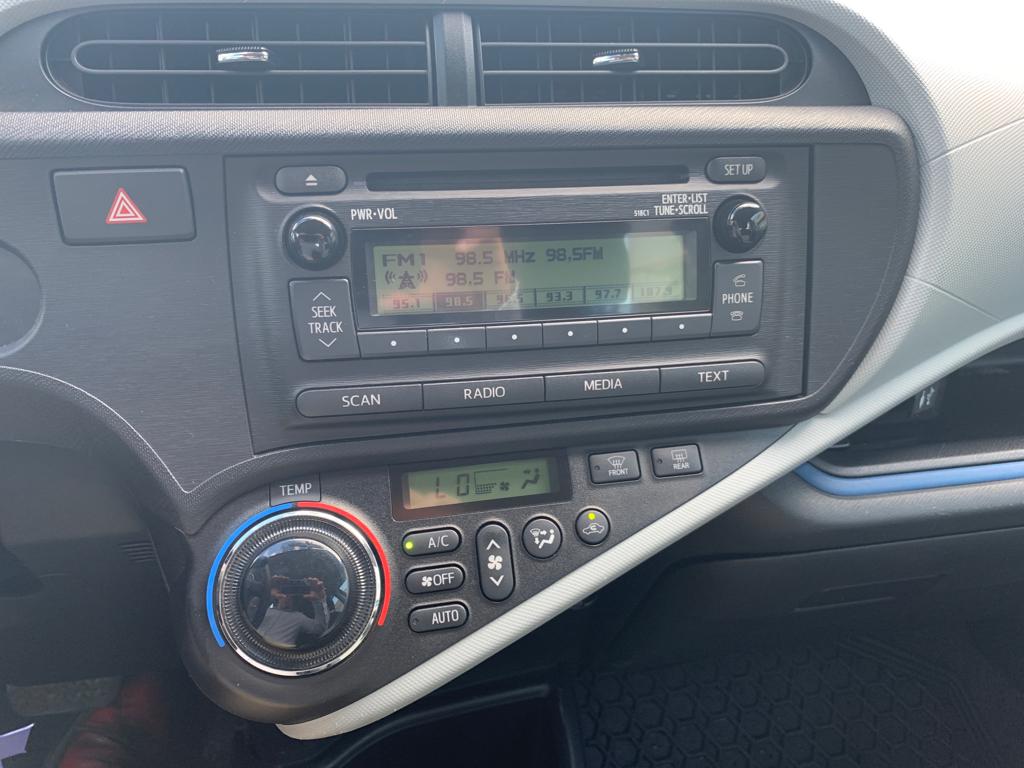 toyota Prius 2012 - 15