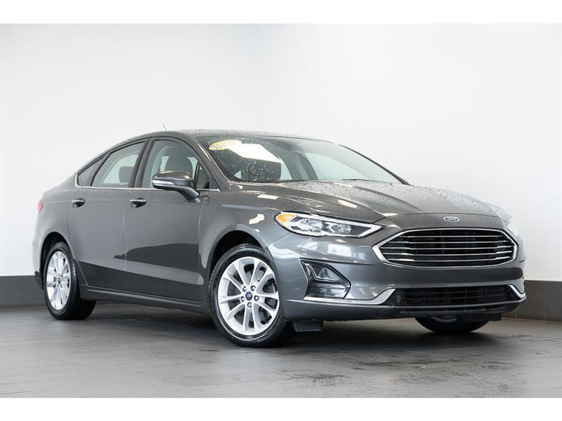 Ford Fusion 2020 SEL