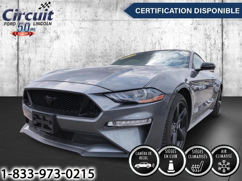 Ford Mustang 2021 Gt Premium