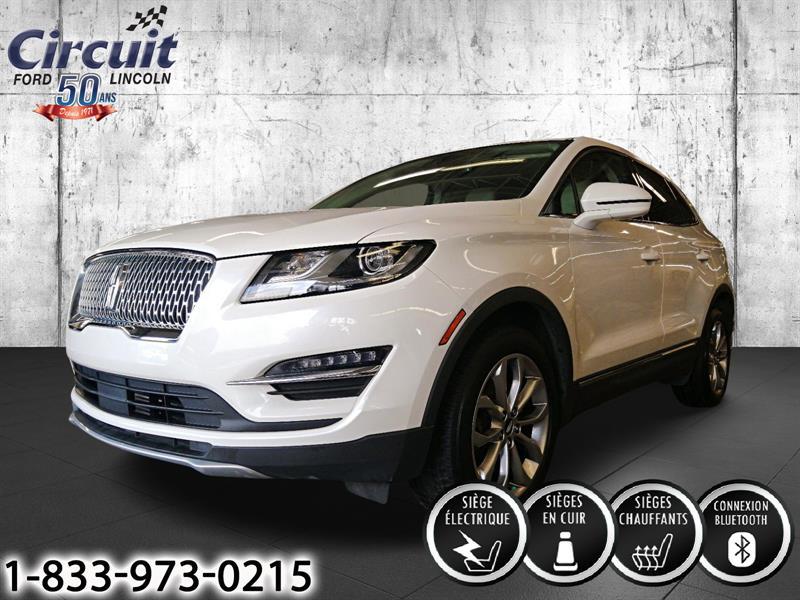 Lincoln MKC 2019 Select AWD ** Cuir & Gps *