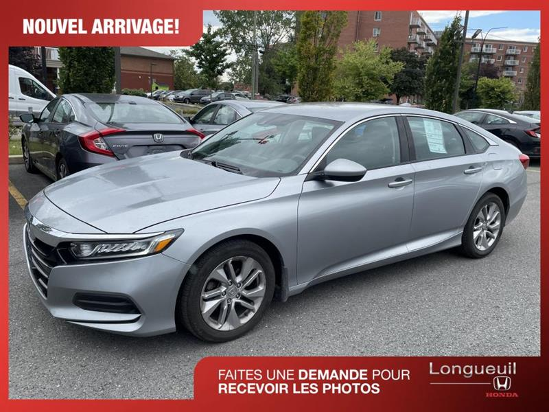 2018 Honda Accord LX ** Bas kilo ** VENDU