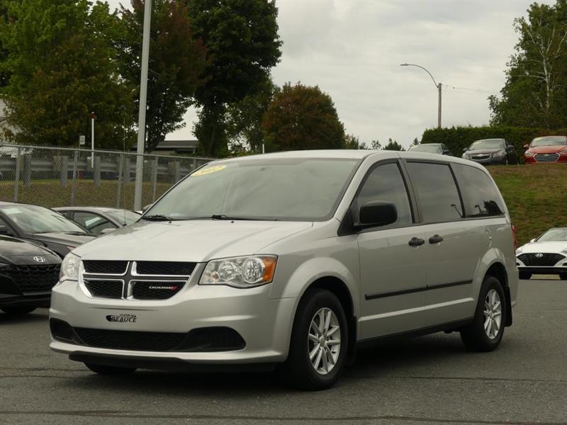 2012 Dodge  Grand Caravan Familiale 4 portes SE