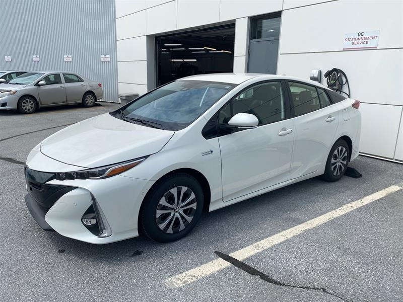 toyota Prius Prime 2020 - 1