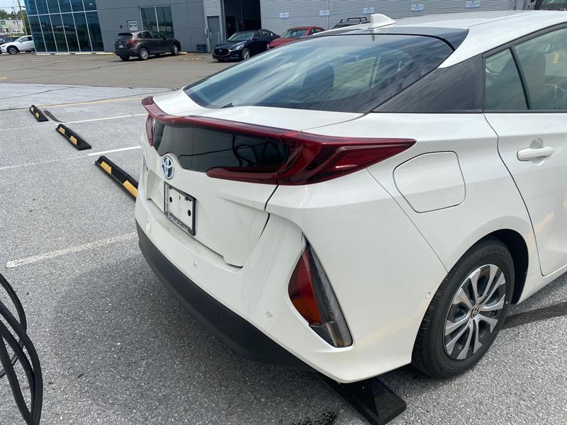 toyota Prius Prime 2020 - 8