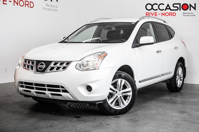 Nissan Rogue 2013 SV AWD MAGS+CAM.RECUL+SIEGES.C