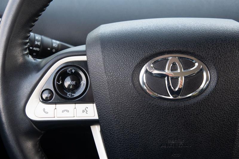 toyota Prius Prime 2017 - 23