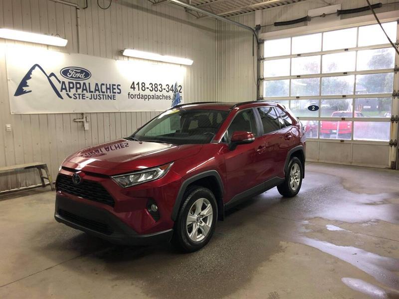 2019 Toyota  RAV4 XLE Awd -Toit Ouvrant-