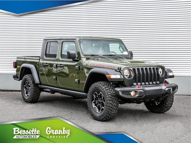 Jeep Gladiator 2021 Rubicon - Ens temps froid