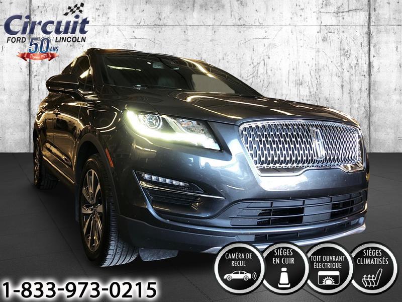 Lincoln MKC 2019 Reserve AWD 2.0L ** GPS , TOIT