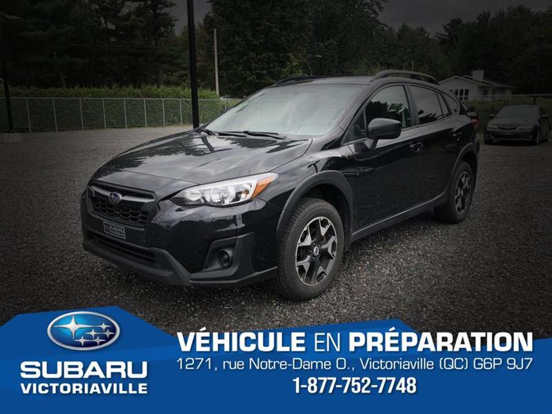 Subaru Crosstrek 1