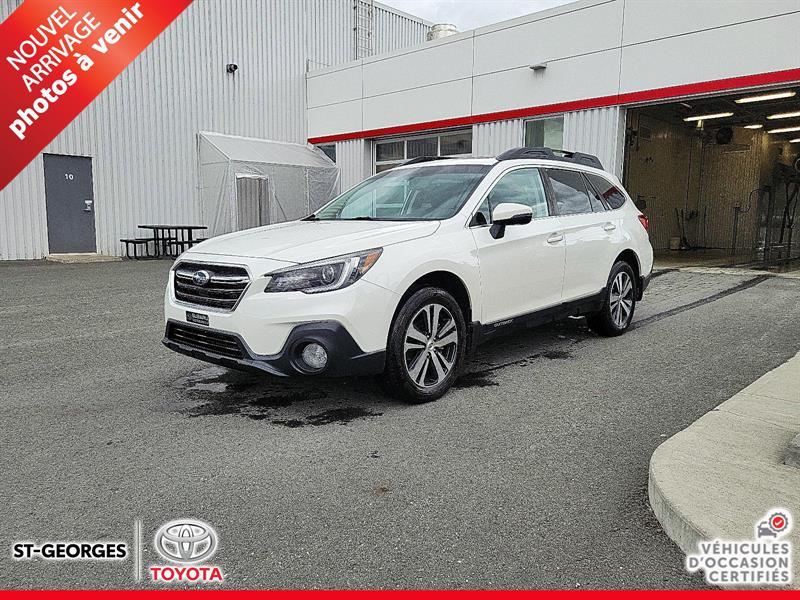 2018 Subaru  Outback 2.5I LIMITED / GPS / CUIR