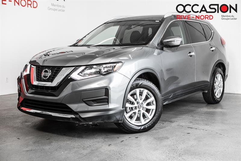 Nissan Rogue 2020 S AWD SIEGES.CHAUFFANTS+CAM.RE