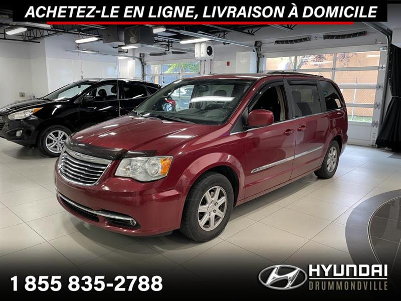 Chrysler Town & Country 2011 TOURING-L + NAVI + TOIT + CAME