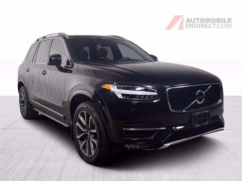 Volvo XC90 2018 T6 Momentum AWD Cuir Toit Pano