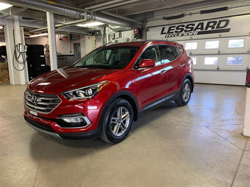 2018 Hyundai Santa Fe