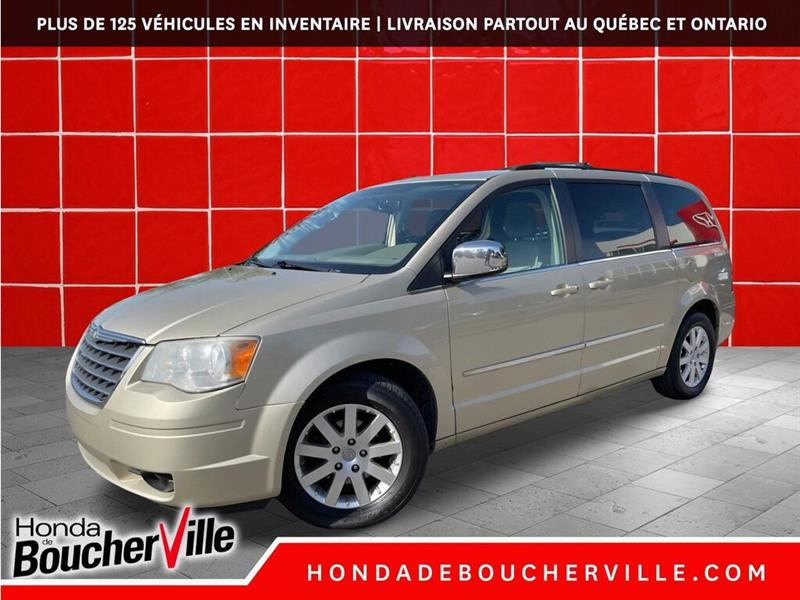 Chrysler Town & Country 2010 Touring MOTEUR 4.0 L, STOW N G