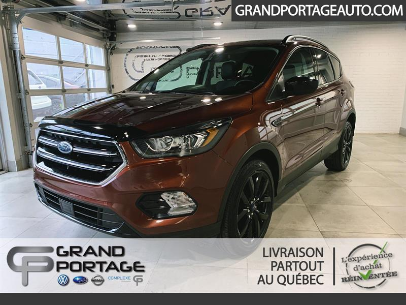 Ford Escape 2018 SE 4RM