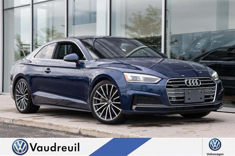 Audi A5 2018 Progressiv * S-LINE * 19 PO *