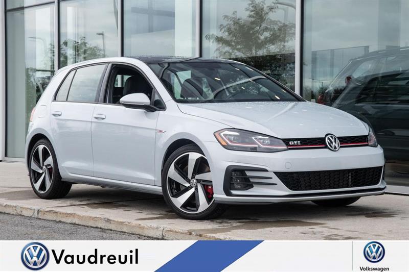 Volkswagen Golf GTI / R 2018 GTI Autobahn * FENDER * TOIT P