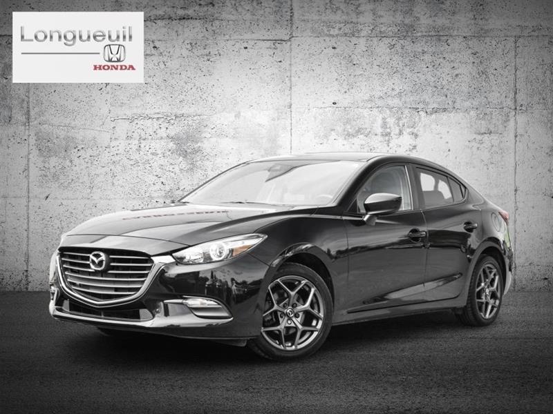 2018 Mazda Mazda3 GX ** Jamais accidentée **