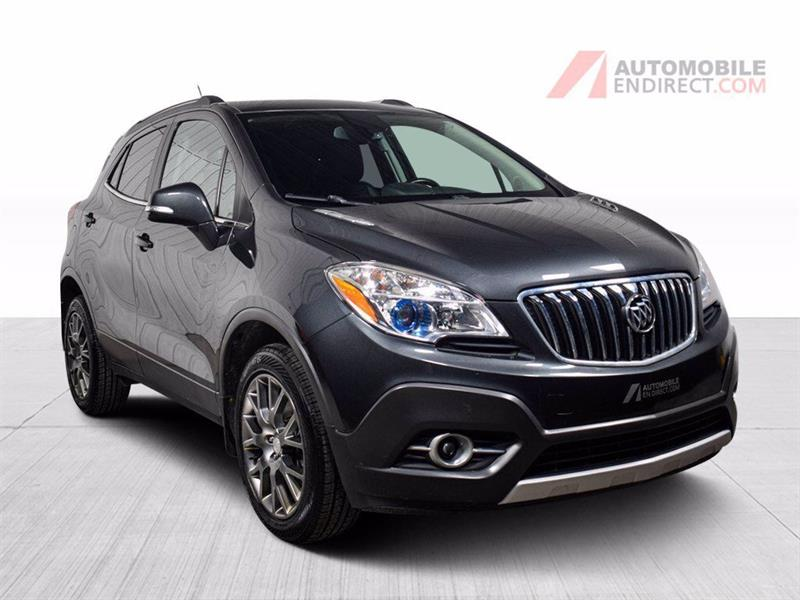 2016 Buick Encore Sport Touring AWD A/C Mags Dem