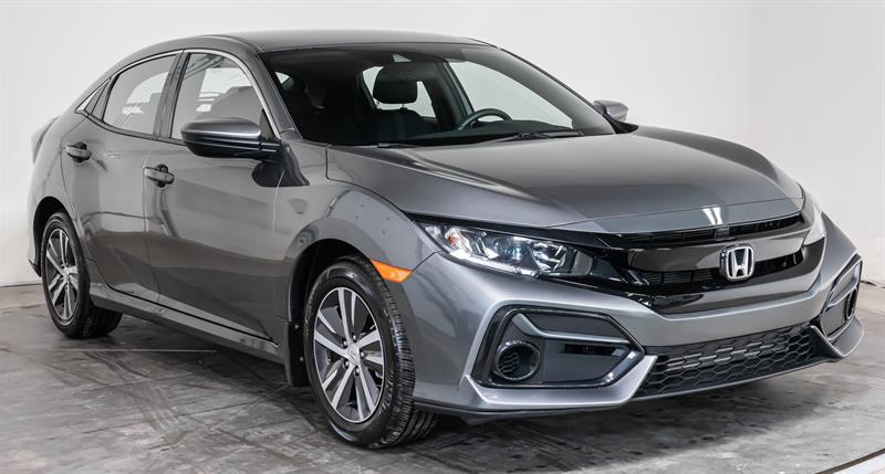 Honda Civic 2020 LX Manuelle Hatchback A/C Mags
