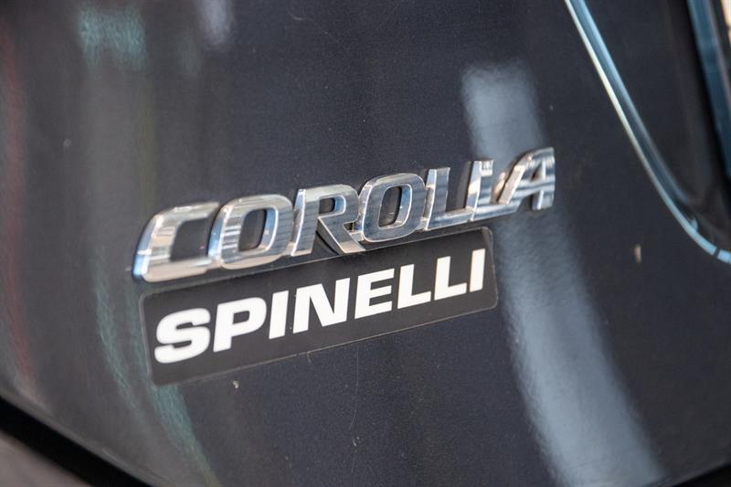 toyota Corolla 2017 - 9
