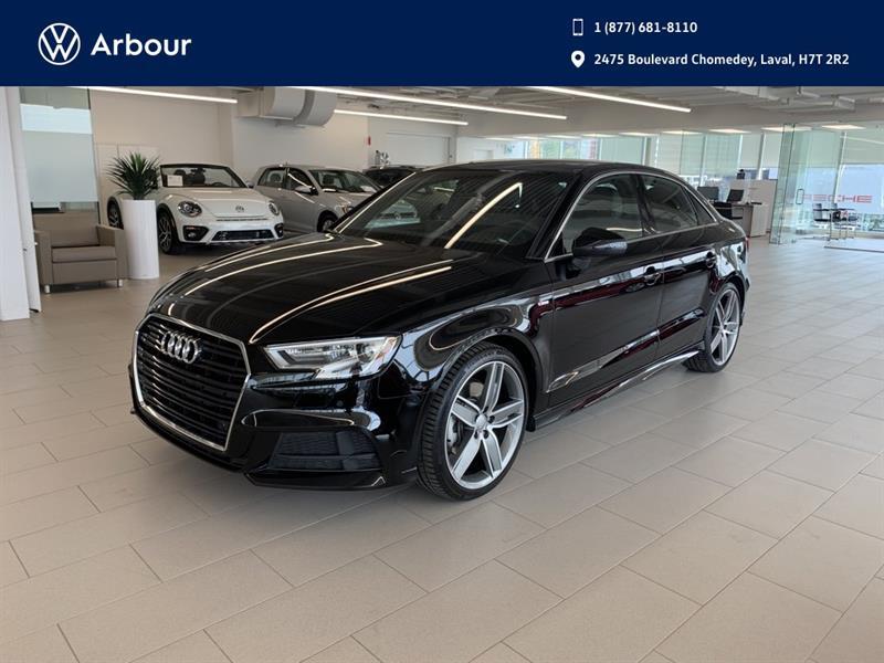 Audi A3 2017 2.0T Progressiv