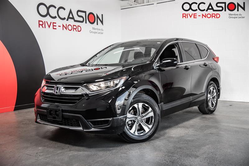 Honda CR-V 2019 LX BLUETOOTH+CAM.RECUL+SIEGES.