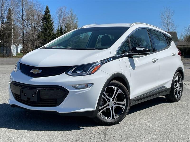 Chevrolet Bolt EV 2017 PREMIER, CUIR, BOSE, VOITURE 1