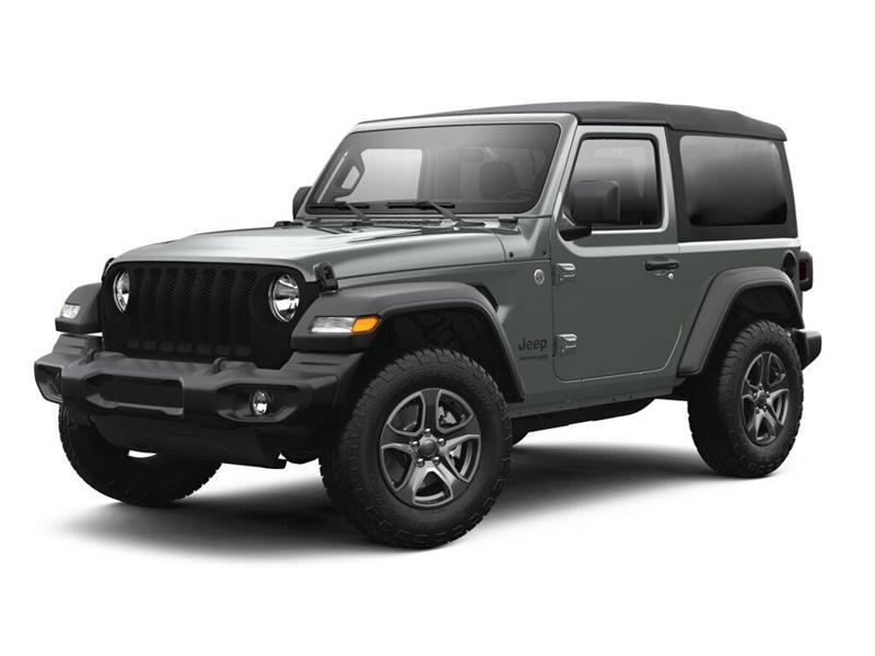 Jeep Wrangler 2021 Sport S - Attache remorque