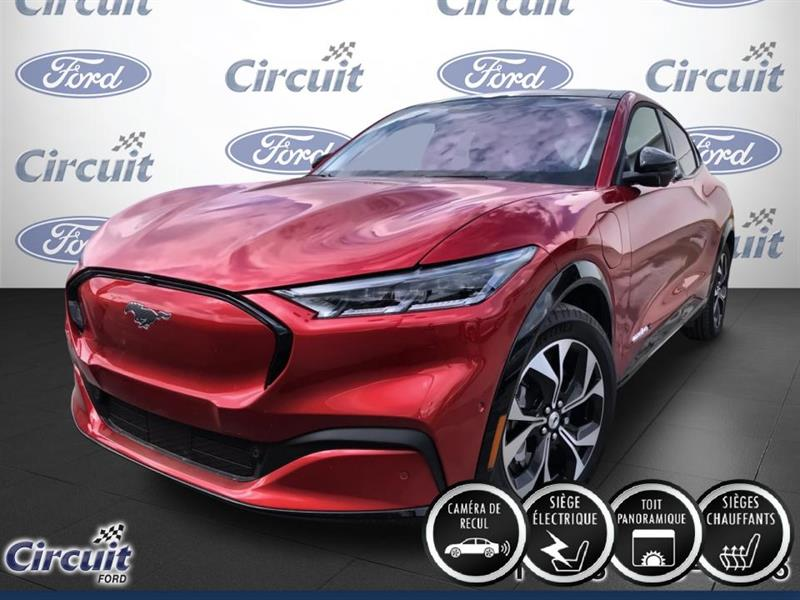 Ford Mustang Mach-E 2021 Premium